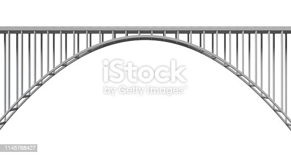 Computer generated bridge.