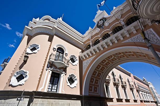 arch in guatemala-stadt - guatemala stadt stock-fotos und bilder