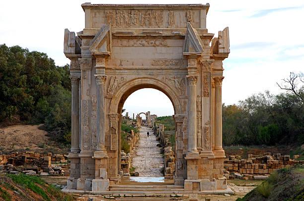 Arch of Septimus Severus – Foto