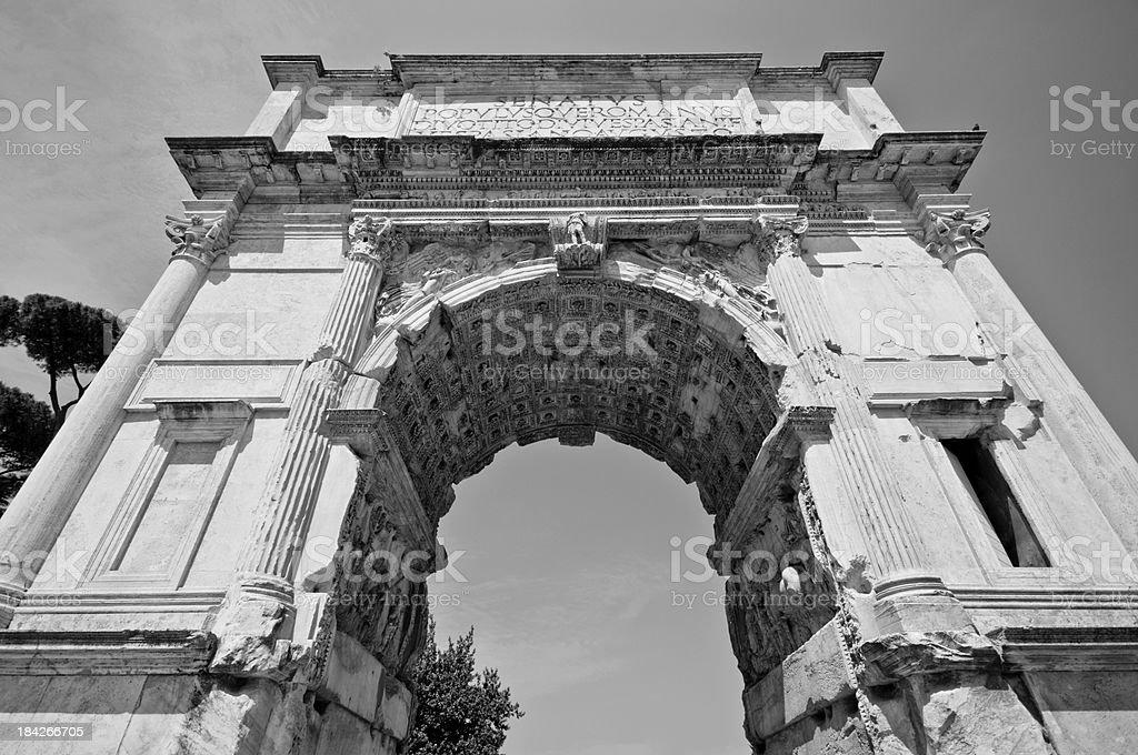 Arch of Titus – Foto
