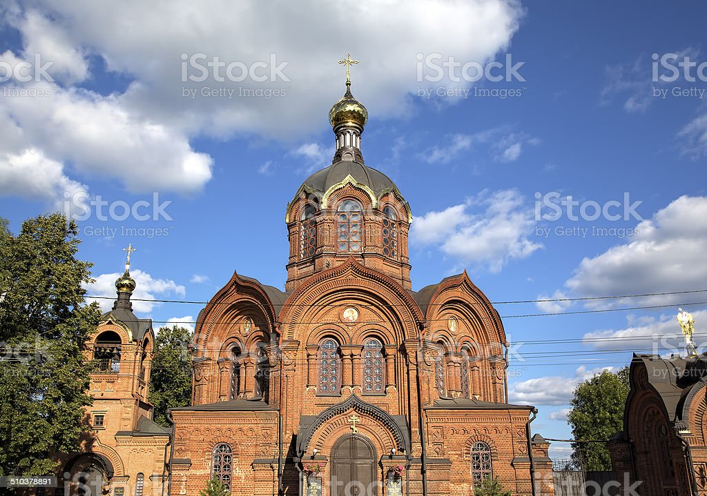 Erzengel Michael-Kirche.  Vladimir, goldener ring von Russland. – Foto