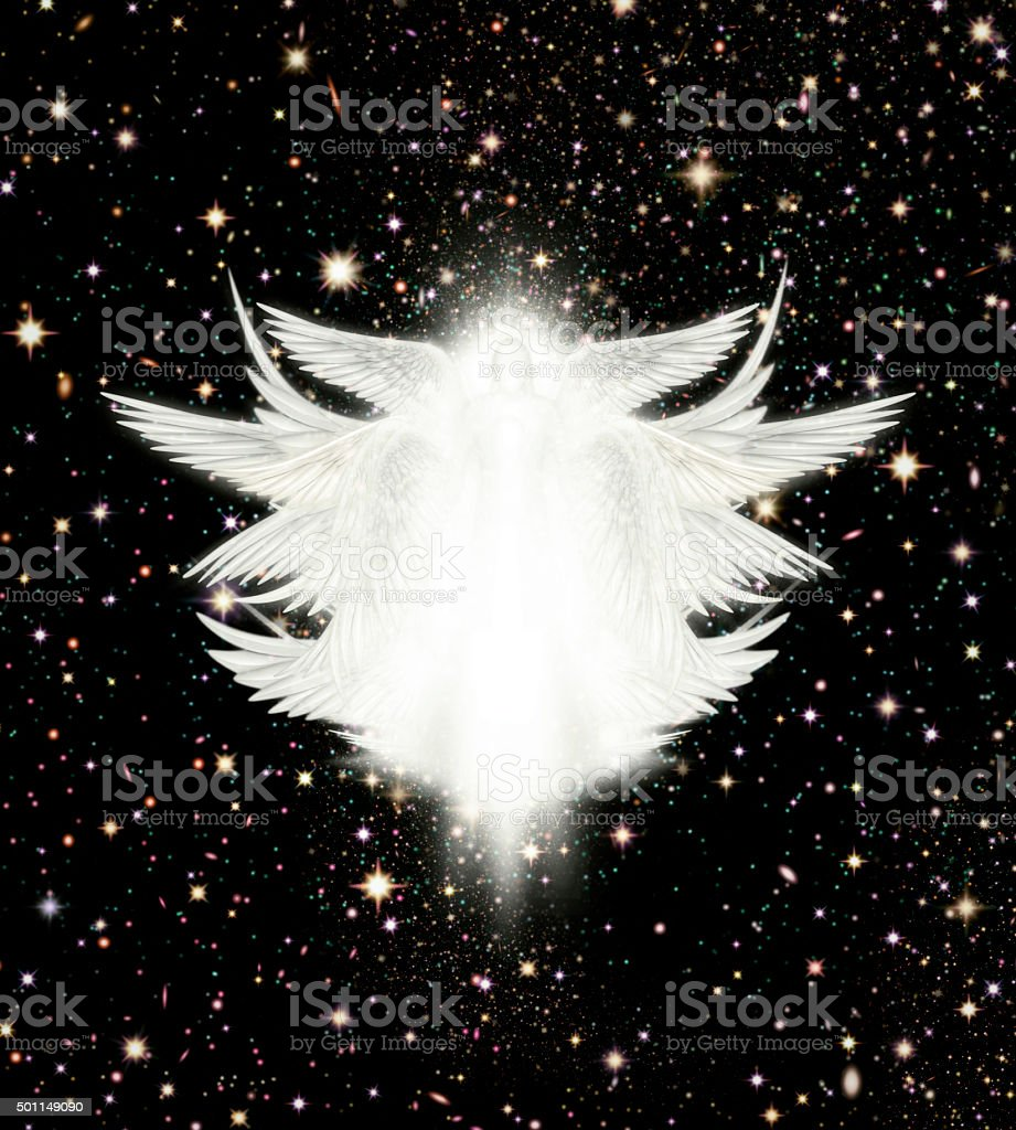 Archangel stock photo