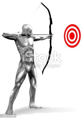 istock Archer 152124254
