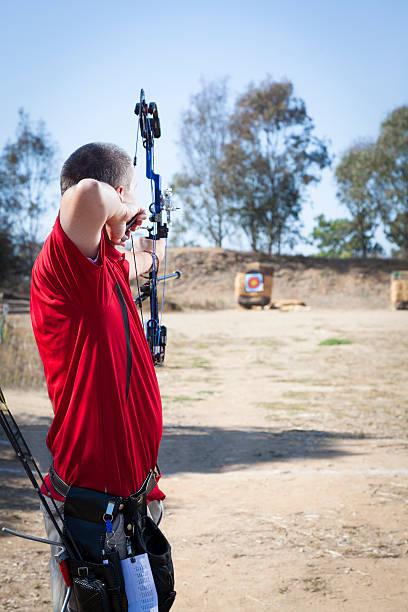 archery - balpress bildbanksfoton och bilder