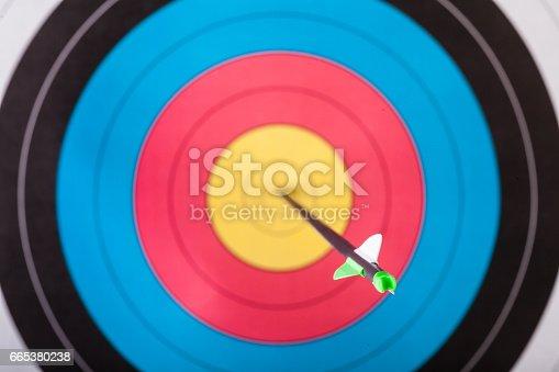 istock Archery 665380238