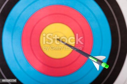 istock Archery 665380256