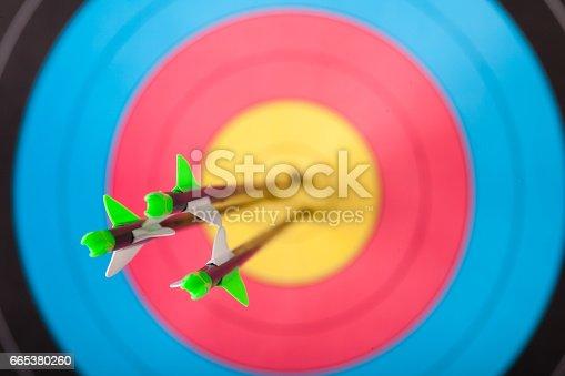 istock Archery 665380260