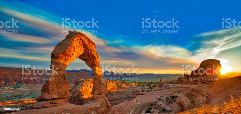 Arches national Park - Royalty-free Arches National Park Stock Photo