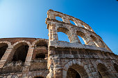 Arches Of the Arena of Verona