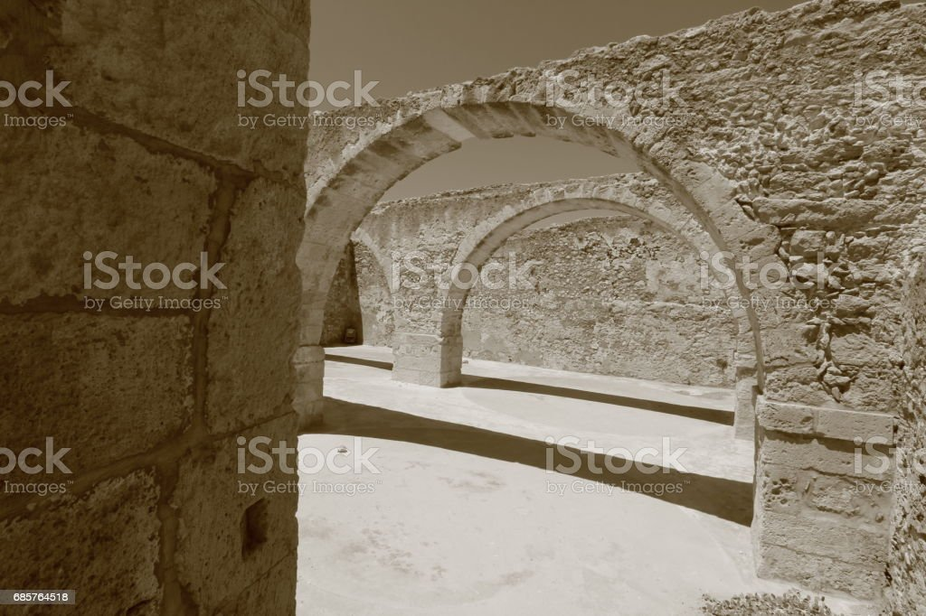 Arches foto stock royalty-free