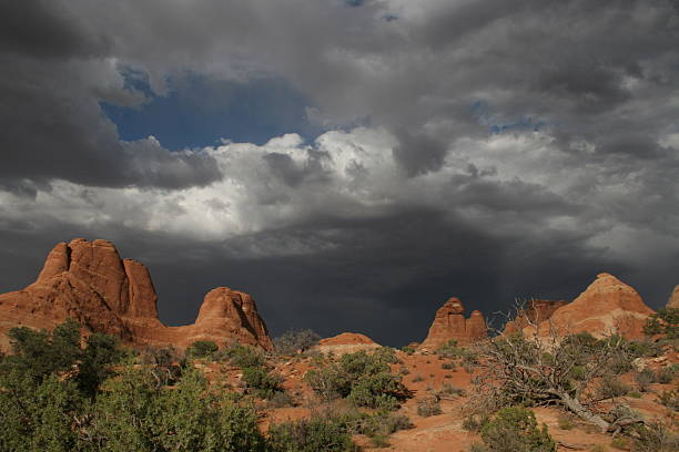 Arches Thunderstorms