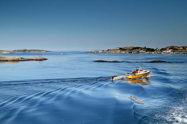 Archipelago stock photo