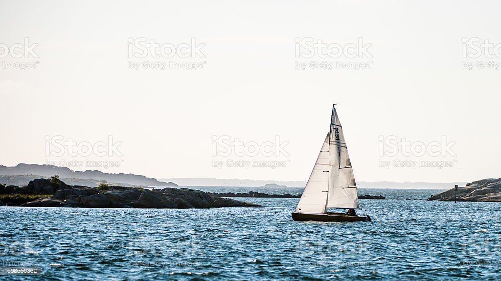 Archipelago stock photo