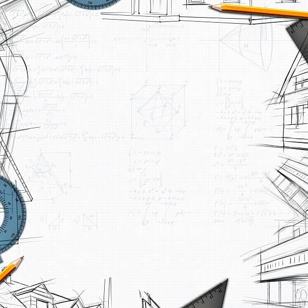 Architekt konstruktora Projektant tle – zdjęcie