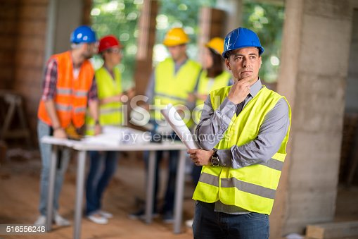 516607254istockphoto Architect design architectural solution 516556246