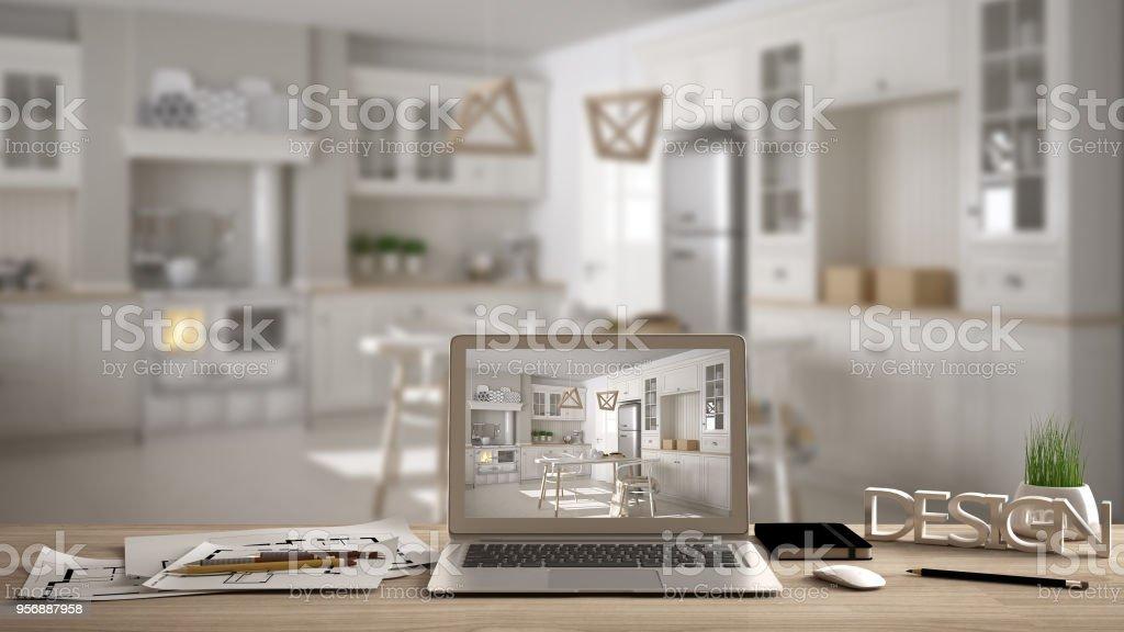 Photo Libre De Droit De Design Concept Bureau Darchitecte