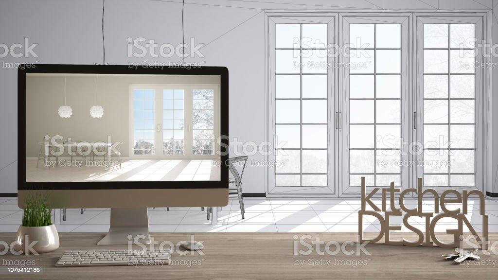 Photo Libre De Droit De Architecte Concepteur Projet Concept