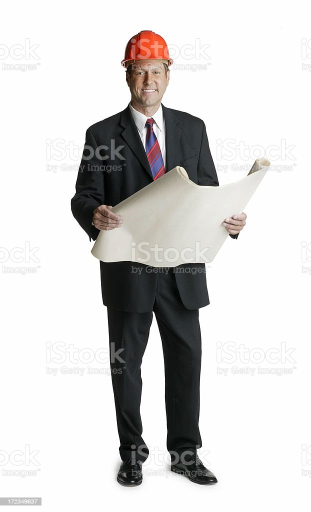 Arquitecto foto de stock libre de derechos