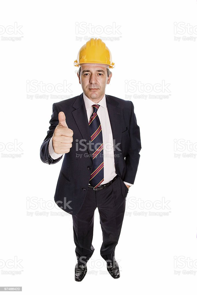 architect royalty-free stock photo