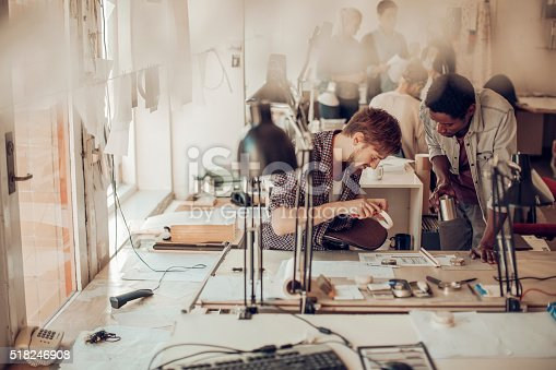 625060360 istock photo Architects working together 518246908