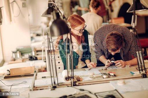 625060360 istock photo Architects working together 518614076