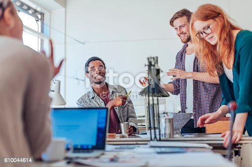 625060360 istock photo Architects working together 610044614
