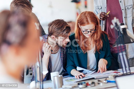 625937646 istock photo Architects working together 610264308