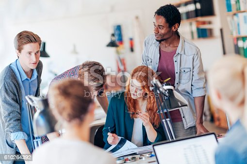 625060360 istock photo Architects working together 610264392