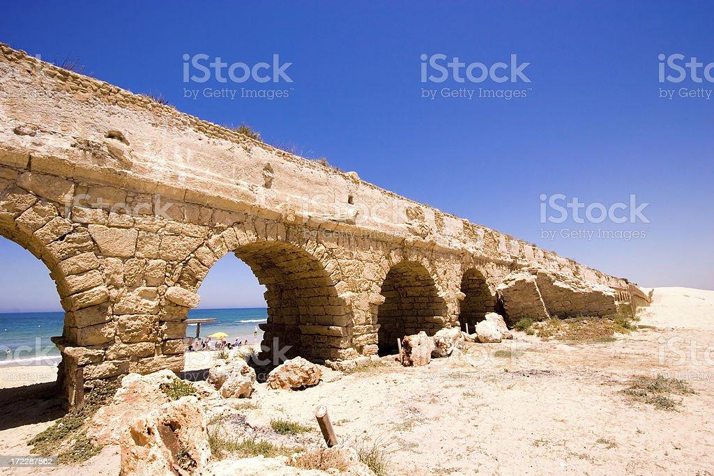 Architectual Arches stock photo