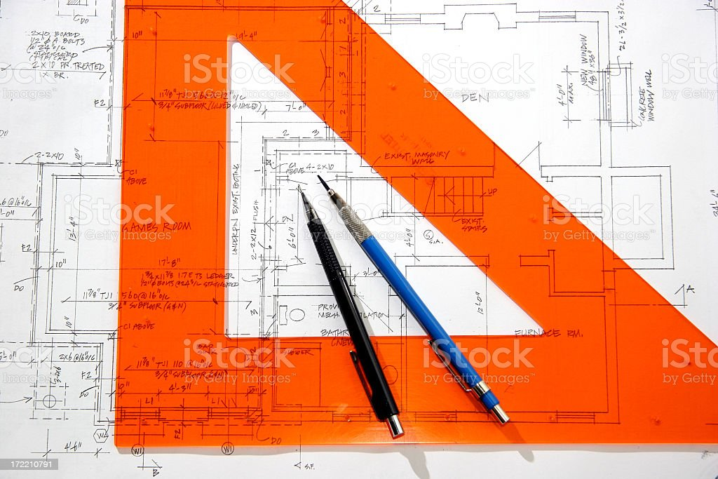 Architectural - 01 royalty-free stock photo