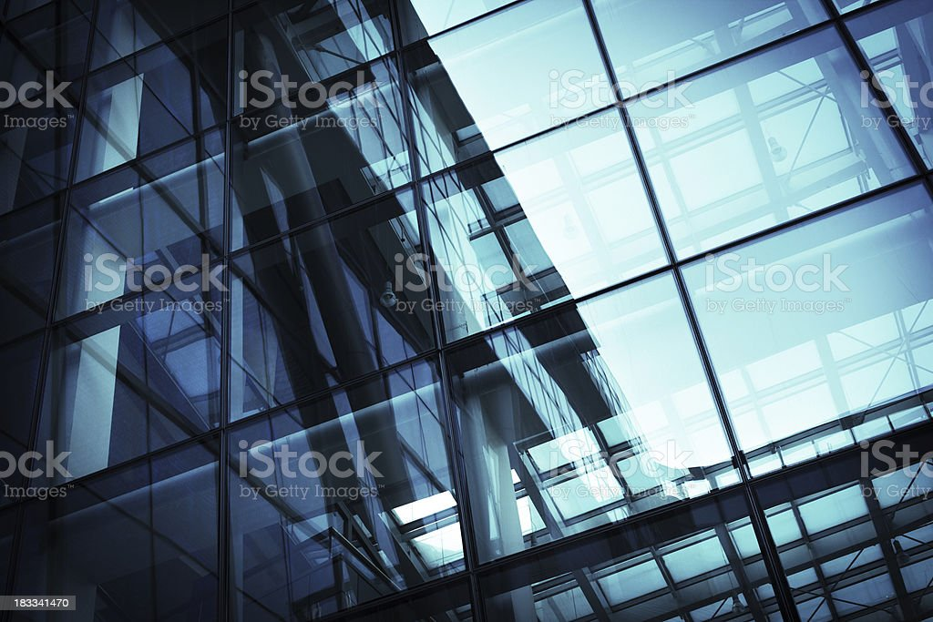Architectural Abstract royalty-free stock photo