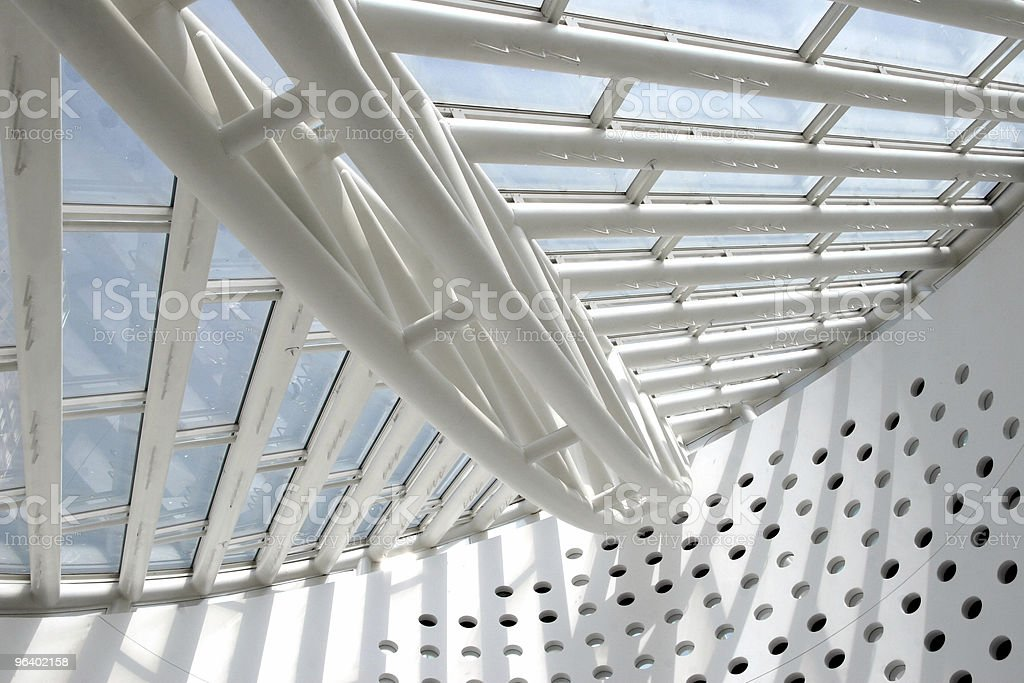 Architectural abstract - Royalty-free Abstract Stock Photo