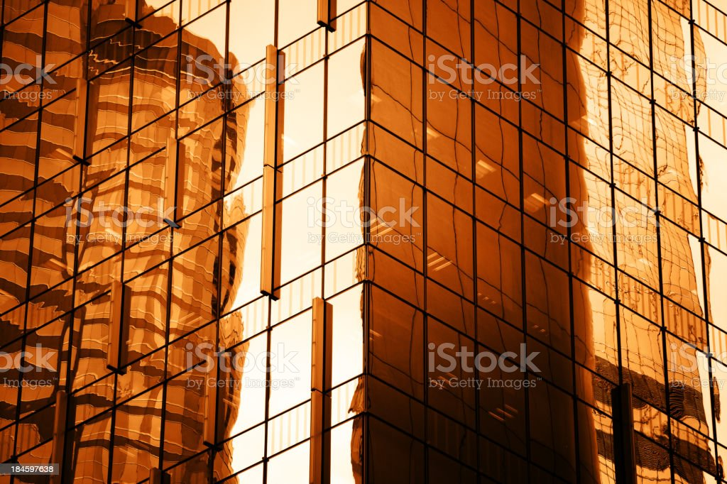 Architectural Abstracts stock photo