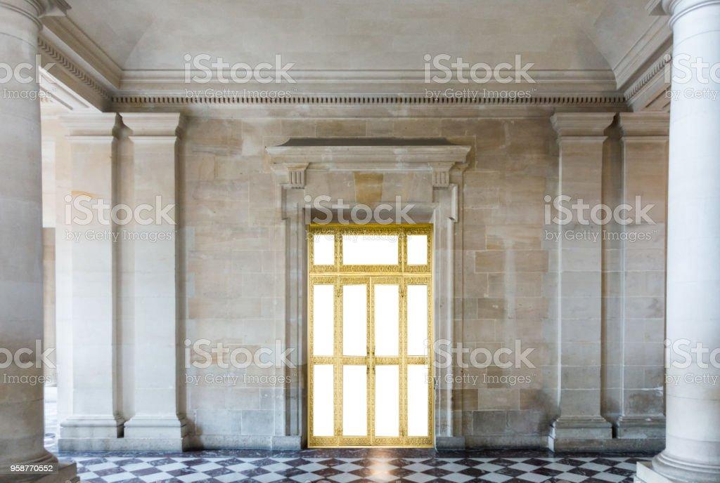 Architectural design marbre antique - Photo