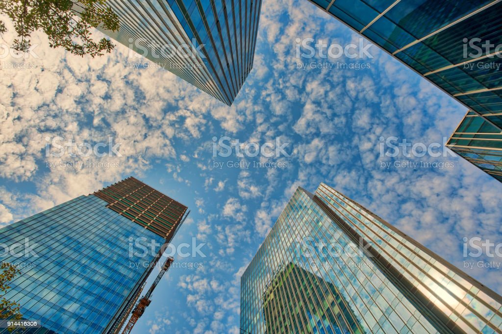 Architectural appearance stock photo