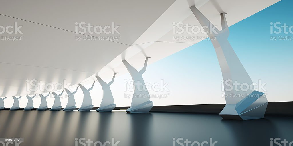 architectural background stock photo