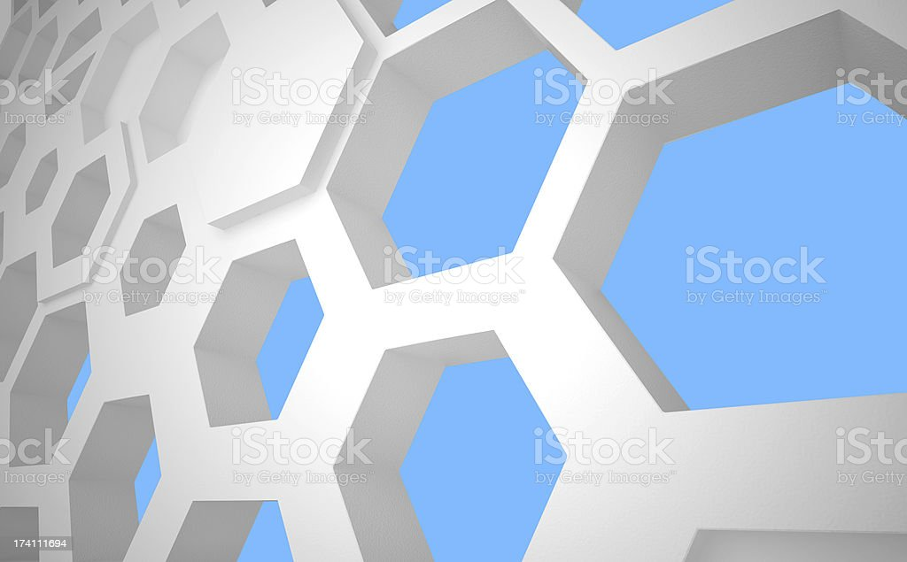 architectural background royalty-free stock photo