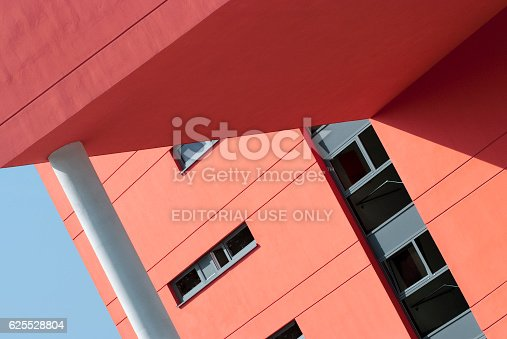 1124475954 istock photo Architectural detail of a modern building 625528804