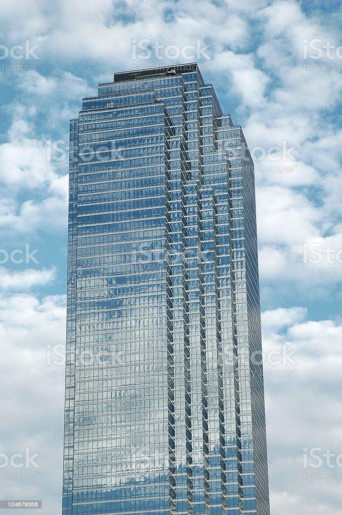Architectural illusion royalty-free stock photo