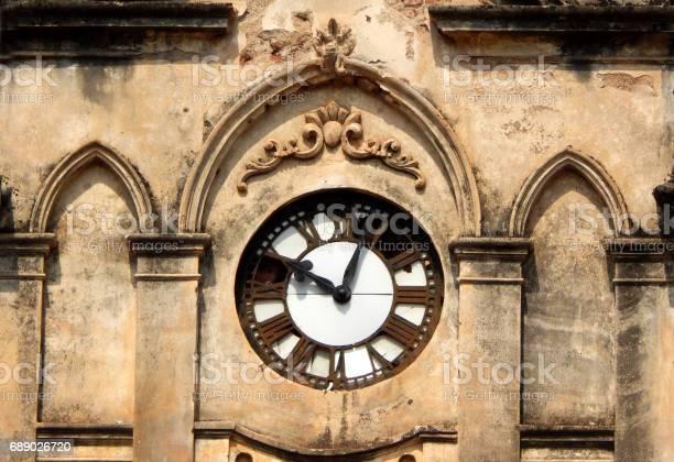 Architectural of King Kothi royal palace opened in 1911 where Seventh Nizam Osman Ali Khan,Asaf Jah 7,lived , Hyderabad,India