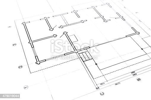 istock architectural or engineering plans 479019044