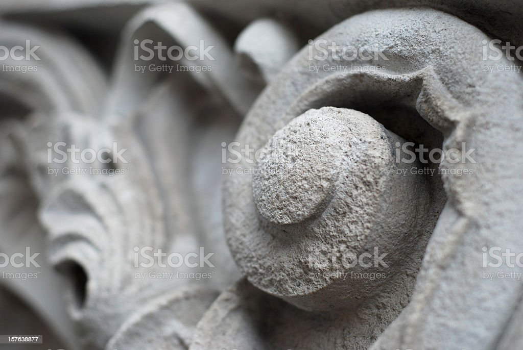Architectural ornament stock photo