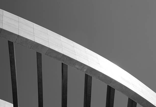 architektonische - skulpturprojekte stock-fotos und bilder