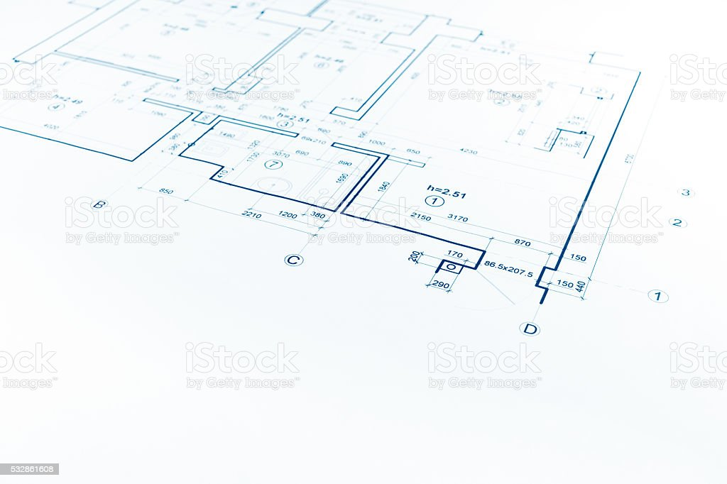 Architectural project architectural plan construction plan ar stock architectural project architectural plan construction plan ar royalty free stock photo malvernweather Choice Image