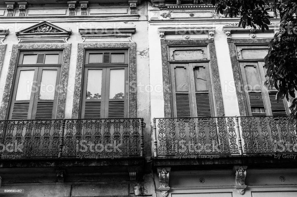 Architectural Rio stock photo