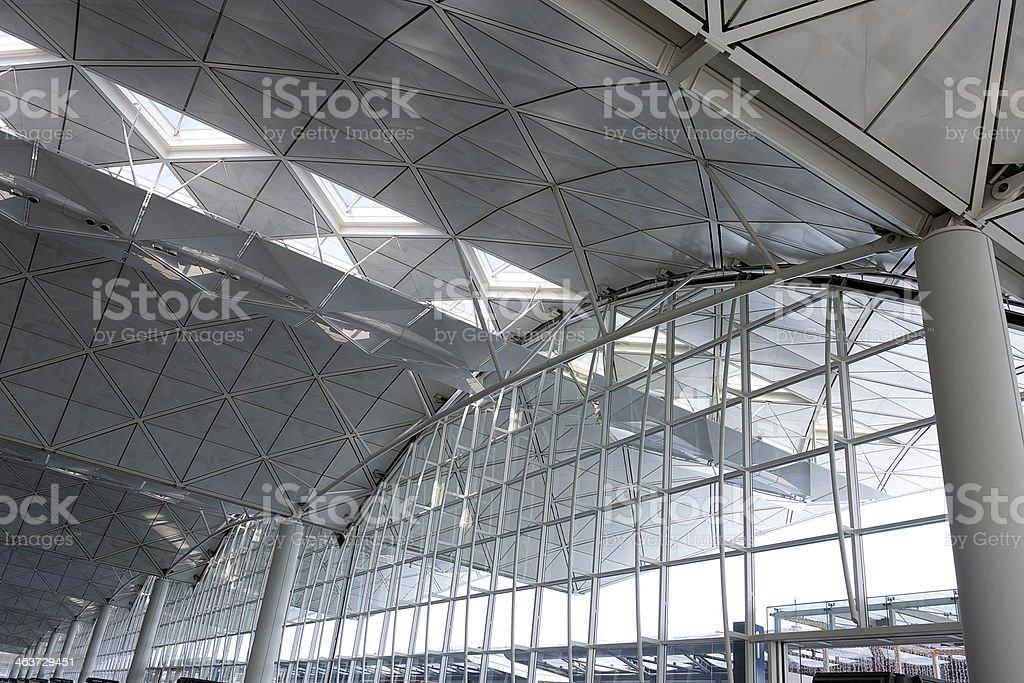 Estrutura arquitetônica - foto de acervo
