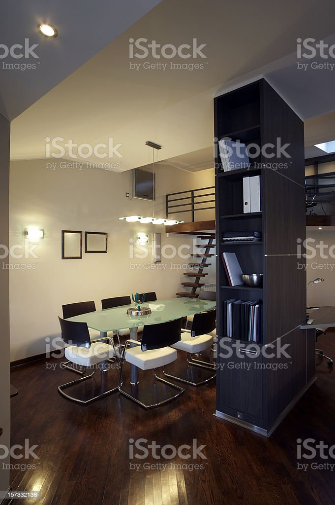 Architectural Studio royalty-free stock photo