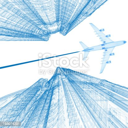 istock Architecture Abstract 155074201