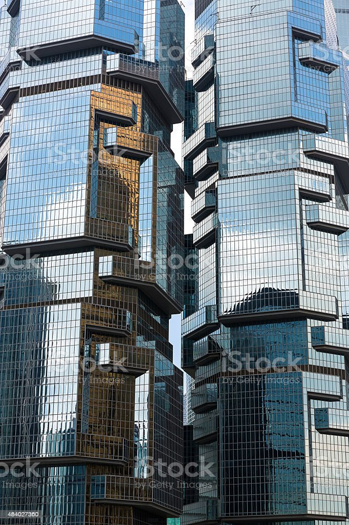 Architecture Abstract stock photo