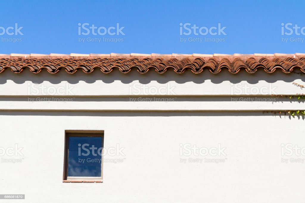 Architecture and Blue Sky royalty-free stock photo